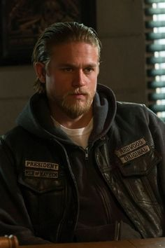14 Of Jax Teller's Sexiest Death Stares | SOAFANATIC