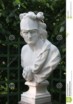 Mars God of War Statue | Antique statue of Greek god of war Ares (Mars in Roman mythology ...