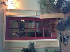 Front door redo #2 Framing
