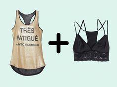 Work Wear, Ideias Fashion, Glamour, Tank Tops, How To Wear, Tutorials, Women, Style, Types Of Bra