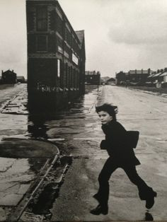 Don McCullin is a born photographer where rightly or wrongly nothing mattered more than taking pictures...