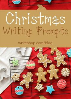 More Christmas writing prompts