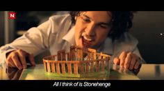Ylvis - Stonehenge... Very funny music video!!