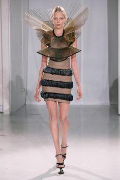 Dutch designer Iris Van Herpen