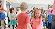 """Cooler weather is here: get movement and dance going to keep little brains/bodies tuned up and ready to learn! """