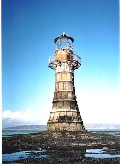 Lost and forgotten lighthouse
