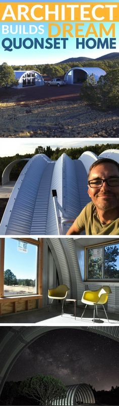 Have you been dreaming about building your own steel Quonset Hut™ home, but you're confused about where to start? Award-winning architect and Quonset Hut™ aficionado Earl Parson is offering a helping hand. quonset hut homes | quonset hut homes interior | quonset hut homes plans | quonset hut homes interior floor plans | quonset hut homes interior kitchens | Quonset Hut Homes