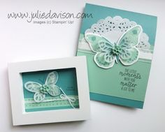 Control Freaks Blog Tour: Watercolor Wings Half Circle Pop-Up Card and Mini Frame (via Bloglovin.com )