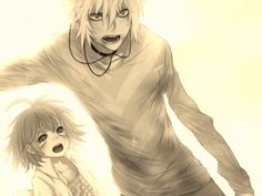 Accelerator and Last Order. Taken from an AMV.
