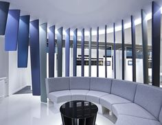 Creneau International › BSH Brand Center When BSH approached Creneau to create a showroom where appliances by Bosh, Siemens, Neff and Gaggenau would share a single space, we said: 'No'. #sorrynotsorry We wanted to do better. Instead of lining up appliances, we wanted to create a 'brand center' where each corner tells the story of a specific brand. Customers will arrive at the subtle and slightly mysterious center and then move on to each individual brand inside a 'gallery', where they will…