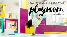 how to create the ultimate playroom faebook title