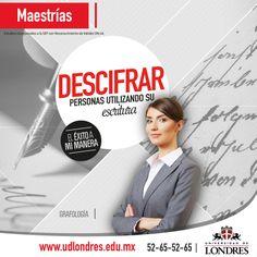 Maestría en Grafología
