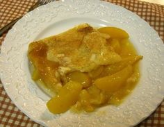 """Mommy's Kitchen - Old Fashioned & Southern Style Cooking: Semi Homemade Peach Cobbler for """"National Peach Cobbler Day"""" Breakfast Dessert, Dessert For Dinner, Old Fashioned Peach Cobbler, Ready Made Pie Crust, Homemade Peach Cobbler, Semi Homemade, Homemade Pie, Country Cooking, Cooking Recipes"""