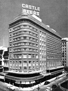 Grand Hotel, co Adderley Strand str. 1953