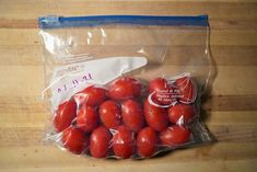 to later! De-stem tomatoes. Remove the stems (unless you have reason to keep them on Cherry Tomato Salsa, Cherry Tomatoes, Can You Freeze Grapes, Frozen Grapes, Whole Food Recipes, Plant Based, Geek Stuff, Canning, Vegetables