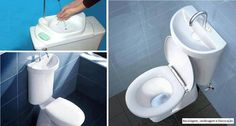 Toilet/Sink | *SMALL*