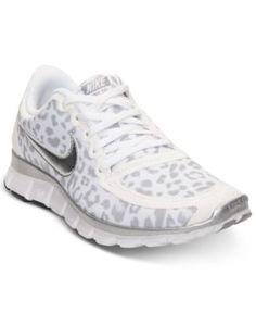 b8bba1713249 Nike Women s Free 5.0 V4 Running Sneakers from Finish Line (886737017654)  Build stronger feet