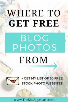 Stay away from legal trouble and find free stock photos that you can use on your blog an on social media. Blogging tips for beginners. Where to find photos for your blog. Blogging tips. Free stock photos. Stock photography for bloggers.