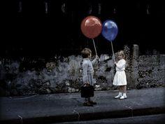 Albert LAMORISSE, « Le ballon rouge »
