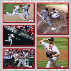 MLB: National League Division Series  Cardinals 8 Nationals 0 FINAL  St. Louis leads 2-1
