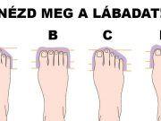 A lábaid formája képes elárulni, hogy milyen személyiségjegyek dominálnak benned Dominatrix