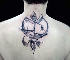 50 Creative Libra Tattoo Designs for Guys