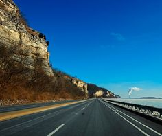 """America's Most Iconic Drives: Great River Road, Minnesota to Louisiana - You might expect small-town charm driving alongside the Mississippi River. You might not expect the rugged """"Driftless Region"""" on the road's more northern stretches—an area that escaped being flattened by glaciers during the last Ice Age. Enjoy roller-coaster hills and steep canyons in Iowa, from Dubuque to the prehistoric Effigy Mounds."""