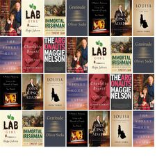 """Wednesday, April 27, 2016: The Charleston Library Society has seven new bestsellers and three other new books in the Biographies & Memoirs section.   The new titles this week include """"The Rainbow Comes and Goes: A Mother and Son Talk About Life, Love, and Loss,"""" """"Lab Girl,"""" and """"The Immortal Irishman: The Irish Revolutionary Who Became an American Hero."""""""
