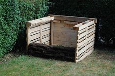 Projects+From+Old+Pallets | ... .com • View topic - My New Compost Bin (from old pallets