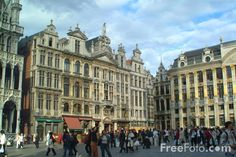 Brussels, Belgium---fabulous architecture, loved those Belgium waffles off the street and great beer.