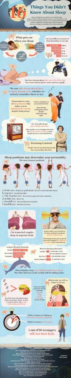 Sleep-such a WONDERFUL thing!