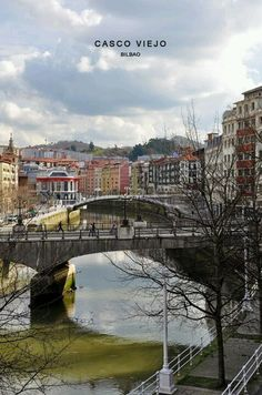 Bilbao, spain. To learn more about #Bilbao | #Rioja, click here: http://www.greatwinecapitals.com/capitals/bilbao-rioja