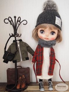 ◆tomorrow◆Blythe outfit ブライスアウトフィット◆着回し8点セット◆_画像6
