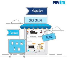 Get 100% #Cashback on Mobile Recharge, DTH Recharge, Postpaid Bill Payments, Fashion, Electronics and etc Only at #Paytm. Hurry!! Grab the Offer Now - http://www.grabon.in/paytm-coupons/