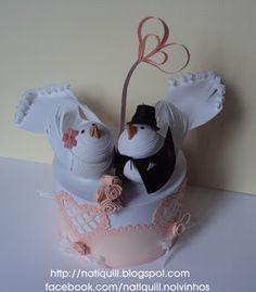"""NatiQuill Blog: Sorteio """"Love Birds"""""""