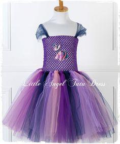 Twilight Sparkle My Little Pony Tutu Dress by LittleAngelTutuDress