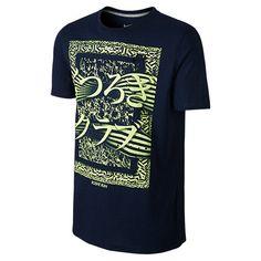 Men's Nike QT S+ Metric T-Shirt - 695736 410   Finish Line