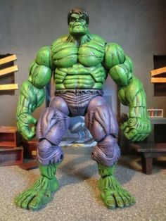 Action figure resource with checklists, galleries, customs, tutorials, and a friendly community for collecting modern or vintage action figures and customizing your own figures. Crazy Toys, Comic Boards, Gamers Anime, Custom Action Figures, Incredible Hulk, Marvel Legends, Various Artists, Major League, Anime Comics