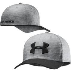 571863850dd Under Armour Men s Low Crown Stretch Fit Hat