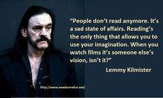 lemmy kilmister quotes