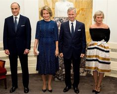 Belgian Royal Family attend the concert Prelude to the National Day