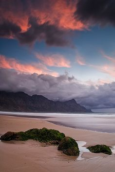 Kogel Bay, South Africa - favorite hangout on weekends, HUGE waves Pretoria, Places To See, Places To Travel, All Nature, To Infinity And Beyond, Belle Photo, Dream Vacations, Beautiful Landscapes, Beautiful Scenery