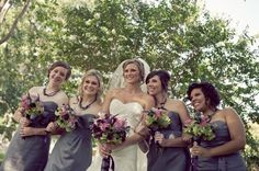 Bridesmaids #Bridesmaids, #Weddings (spotted by @Dreamaxsw752 )
