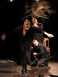 """Faust""  by Eimuntas #Nekrosius. #Theatre. VIE Scena Contemporanea #Festival 2006"