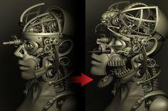 Mechanical Mirage Making