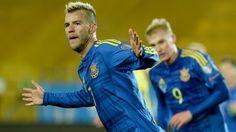 Ukraine thanks to Yarmolenko's double has beaten Turkey in selection on the 2018 World Cup