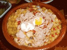 recette Lablabi - cuisine Tunisienne