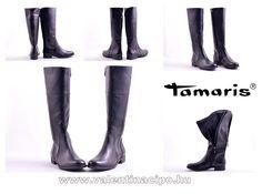 www.valentinacipo.hu Bugatti, Sherlock, Heeled Boots, Valentino, Heels, Fashion, High Heel Boots, Heel, Moda