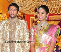 Mahesh Babu Cousin Bobby's Wedding
