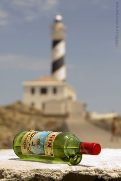 Faro de Favaritx........aftermath of Fiesta?!, genuine minorcan ;-)
